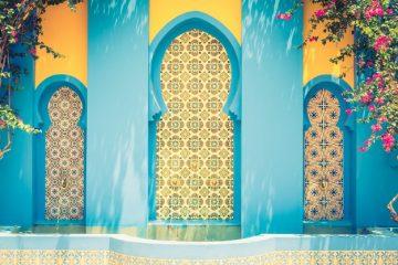 طراحی خانه فرهنگ و هنر با تاکید بر مولفه های هنر اسلامی در شهر لارستان
