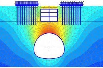 مدل سازی و بررسی رفتار نیلینگ ها با استفاده از نرم افزار آباکوس-آکادمی الماس